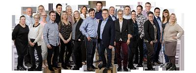Revision & Rådgivningsgruppens team